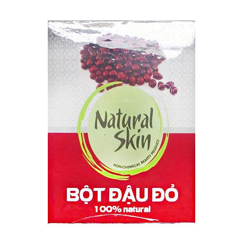 Bột Đậu Đỏ Natural Skin Việt Nam 200gr 3