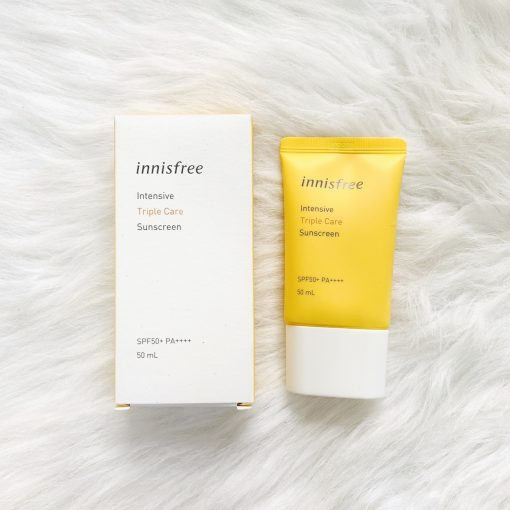 Chống Nắng Innisfree Intensive Triple Care Sunscreen SPF50+/PA++++ 3