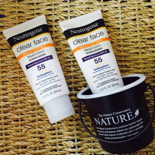 Chống Nắng Neutrogena Clear Face Sunscreen SPF 55 88ml 3
