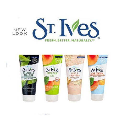 sữa rửa mặt St.Ives