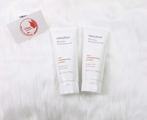 Sữa Rửa Mặt Innisfree White Pore Facial Cleanser Ex 150ml