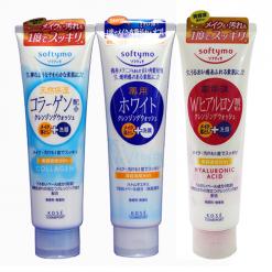 Sữa Rửa Mặt Kose Softymo Nhật Bản 220gr
