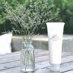 Sữa Rửa Mặt Dịu Nhẹ Muji Face Soap Nhật bản 200gr