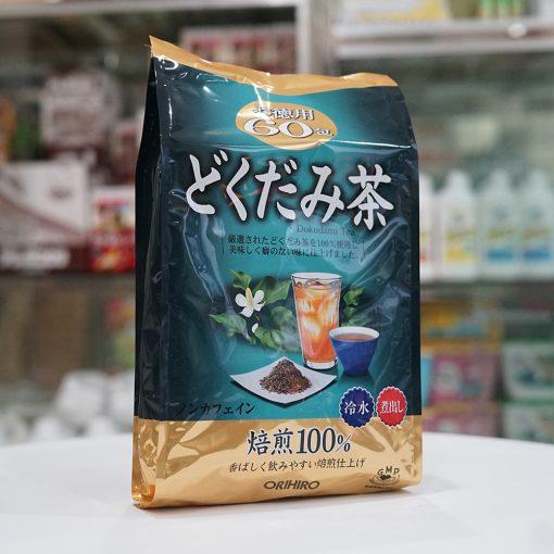 Trà diếp cá hỗ trợ thải độc Dokudami Orihiro 60 gói 3