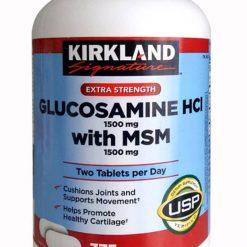 Viên Uống Hỗ Trợ Xương Khớp Glucosamine 375 Viên