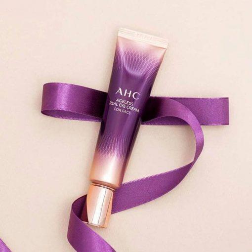 Kem Dưỡng Mắt AHC Ageless Real Eye Cream For Face 3