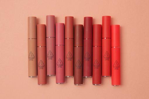 Son Kem Lì 3CE Stylenanda Velvet Lip Tint 3