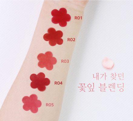 black rouge rose velvet lipstick 3