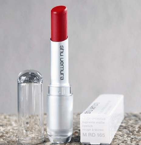 Son Lì Shu Uemura Rouge Unlimited Supreme Matte Lipstick 3