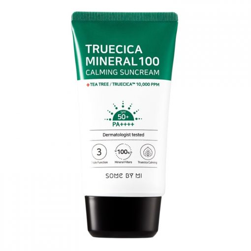 Kem Chống Nắng Some By Mi Truecica Mineral 100 Calming Suncream 3