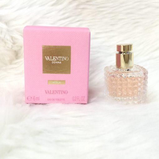 Nước Hoa Nữ Valentino Donna Acqua 6ml 3
