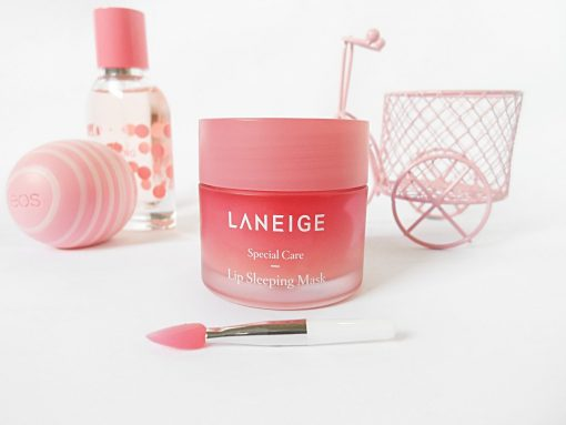 Mặt Nạ Ngủ Cho Môi Laneige Special Care Lip Sleeping Mask 3