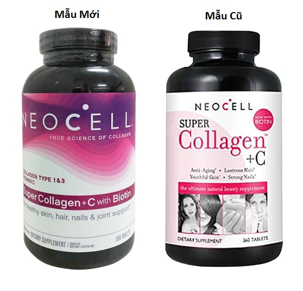 viên uống neocell collagen