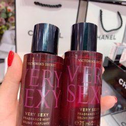Xịt Thơm Body Victoria's Secret Very Sexy Fragrance Mist (75ml) 5