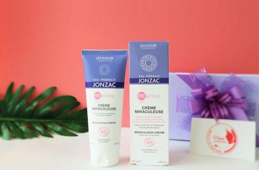 Kem Tái Tạo Và Nuôi Dưỡng Da Eau Thermale Jonzac Reactive Miraculous Cream 100ml 3