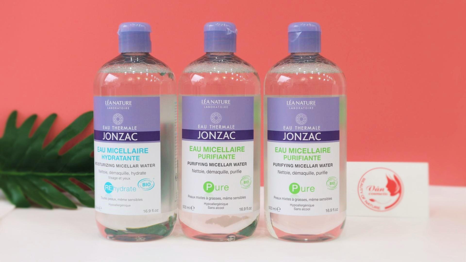 Nước Tẩy Trang Eau Thermale Jonzac Micellar Water