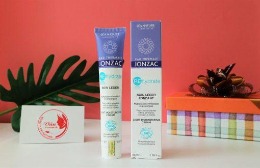 Kem Dưỡng Cấp Nước Eau Thermale Jonzac Rehydrate Light Moisturizing Cream 50ml 3
