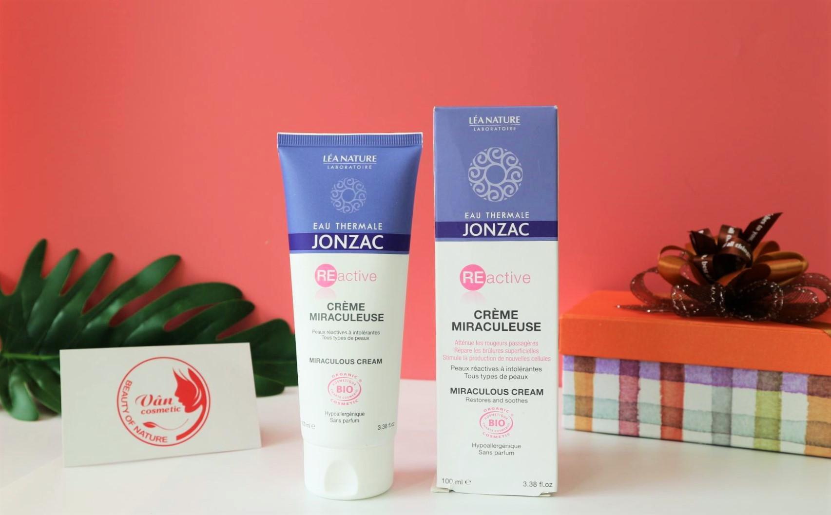 Kem Tái Tạo Và Nuôi Dưỡng Da Eau Thermale Jonzac Reactive Miraculous Cream
