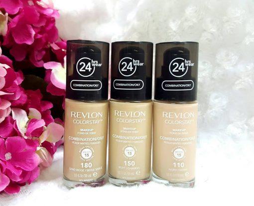 Kem Nền Revlon ColorStay 24hrs Makeup 3