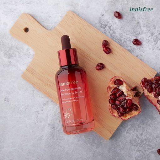 Serum Innisfree Jeju Pomegranate Revitalizing 50ml 3