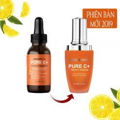 Tinh Chất Dưỡng Trắng Da, Mờ Thâm MediskinbyC Pure C+ Vitamin C Ampoule 30ml [Phiên Bản Mới 2019] 5