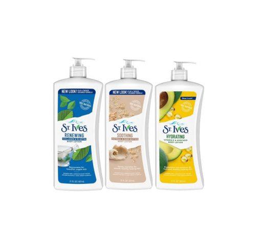 Sữa Dưỡng Thể Toàn Thân St.Ives Body Lotion (621ml) 2