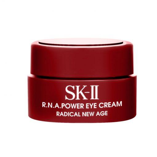 Kem Dưỡng Da Trị Thâm Vùng Mắt Mini SK-II R.N.A Power Eye Cream Radical New Age 2.5g 3