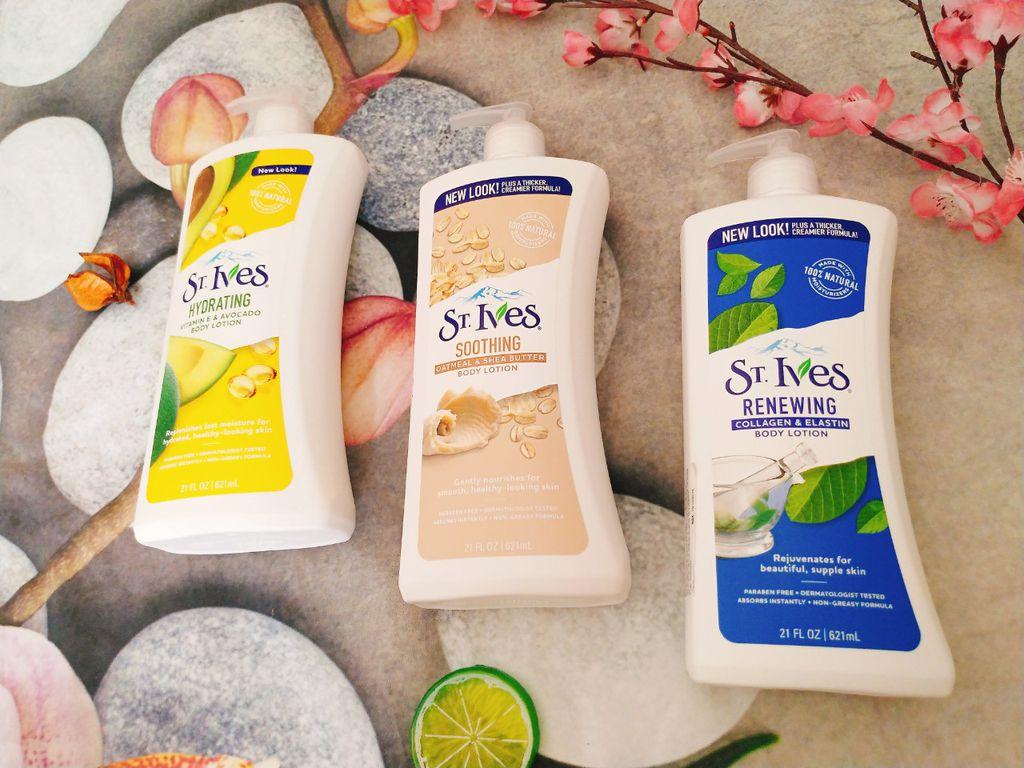 Sữa Dưỡng Thể Toàn Thân St.Ives Body Lotion (621ml) 8