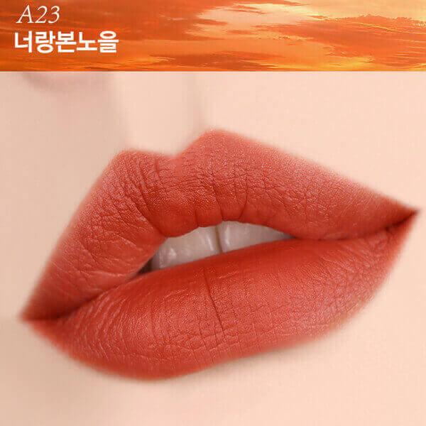 Son Kem Lì Black Rouge Air Fit Velvet Ver 5 1