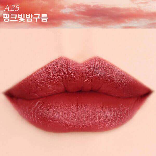 Son Kem Lì Black Rouge Air Fit Velvet Ver 5 3