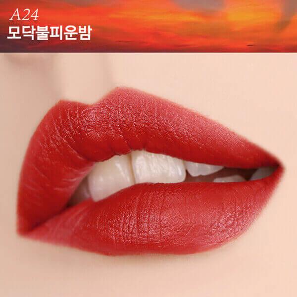 Son Kem Lì Black Rouge Air Fit Velvet Ver 5 2