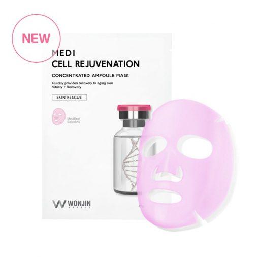 Mặt Nạ Trẻ Hóa Da Wonjin Effect Medi Cell Rejuvenation Mask 3