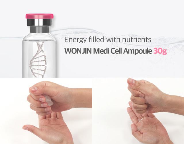 Mặt Nạ Trẻ Hóa Da Wonjin Effect Medi Cell Rejuvenation Mask 2